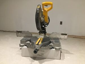 Dewalt Mitre Saw 12 inches - Great Condition!