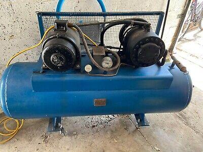 200 litre Vane Air Compressor
