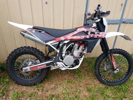 Husky 450 2009 model