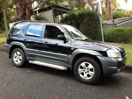 2002 Mazda Tribute Wagon Balgowlah Manly Area Preview