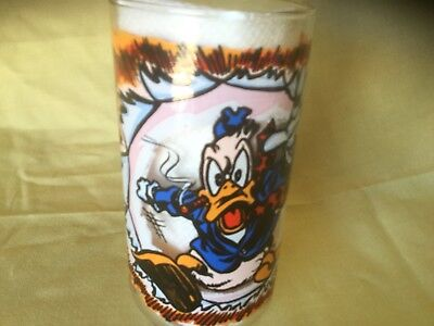Vintage 1977 7/11 Marvel's Howard Duck Drinking Glass VTG HTF RARE