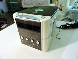 Vintage Emerson Cube Radio CD Player CKD3630 Working Good Condition