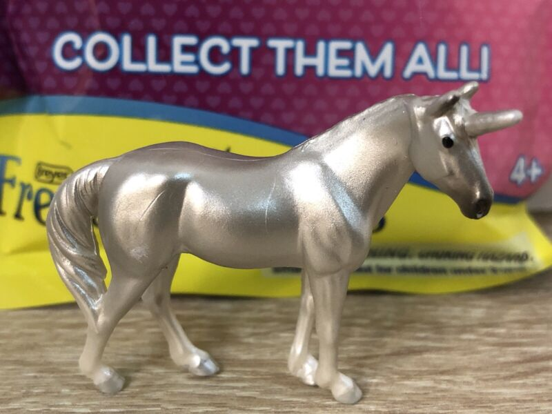 Breyer Mini Whinnies Unicorn Surprise Melody Freedom Series New Opened Bag