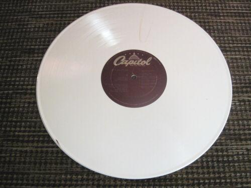 BEATLES THE WHITE ALBUM WHITE VINYL MISTAKE PRESSING W/ POSTER & HEAD PICTURES