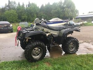 Arctic cat 500 4 x 4 trade