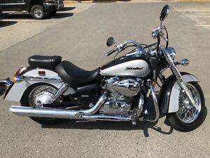 2004 Honda Shadow Aero 14k km and New Tires