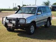 2001 Toyota LandCruiser SUV GXV HDJ100 24 valve Diesel Automatic Ayr Burdekin Area Preview