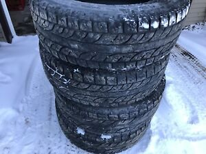 Yokohama Geolander all terrain LT265/70r17 with 50%