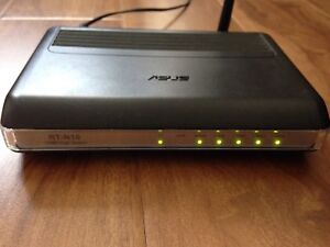 Asus RT- N10 Router