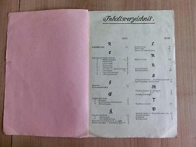 ikel Hamburg DEV 1939 Baby Ausstattung Gummi Höschen Sauger  (Baby Katalog)