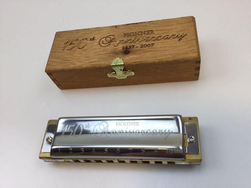Harmonica Hohner Anniversary, 150 TH Anniversary Standard, Made in Germany