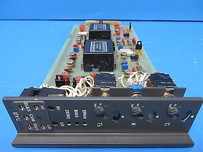 Foxboro Dyc Dynamic Compensator Board