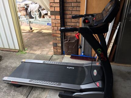 Treadmill gofit gold Kingsgrove Canterbury Area Preview
