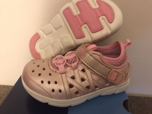 NEW STRIDE RITE Phibian size 5 M Infant Girls Made 2 Play Sl