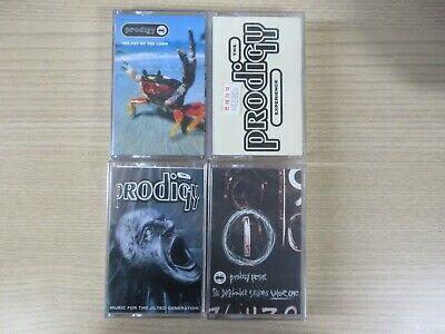 Prodigy Korea 4 Cassette Tape Sealed NEW