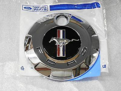 Ford Mustang Tail Panel Back Emblem Faux Gas Cap New OEM 5R3Z 6342528 AA Aa Tail Cap