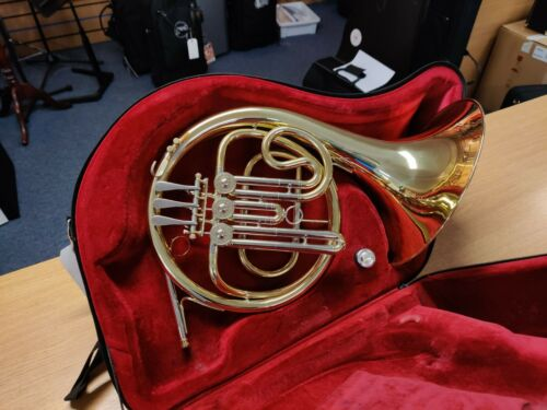Besson BE601 3/4-Size Bb French Horn - Made in Europe (professionally serviced)