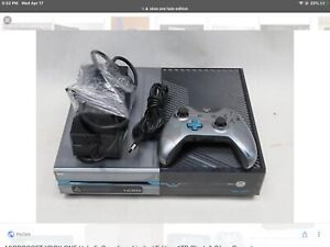 Xbox one halo limited edition