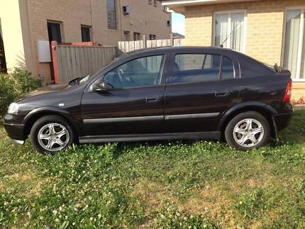 2001 Holden Astra Hatchback IMMACULATE CONDITION INSIDE AND OUT.. Point Cook Wyndham Area Preview