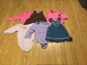 Girl's bundle 18-24 months
