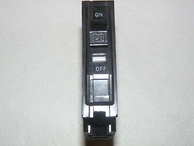 New 1 Square D 20 Amp Single Pole Circuit Breaker Type Qo Ctl 120240 Lk-5291