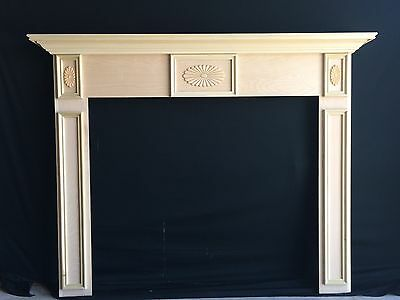 Fireplace Mantel Surround,1005A,  Paintable  FREE SHIPPING, 48 X 42