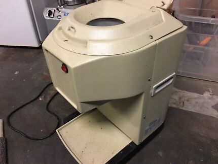 Ice planer shaver commercial machine