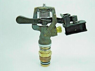 5 Rain Bird L20vh 12 Low Angle Wedge Drive Impact Sprinklers New Bearing-noz