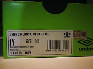 Spring cleaning. Kids Umbro Soccer Boots Gladesville Ryde Area Preview