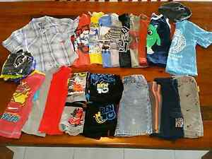 Size 4 boys summer bundle, great condition! Willowbank Ipswich City Preview