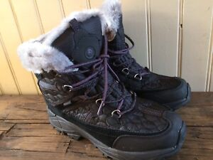 Women's 7.5 Merrill Winter Boots