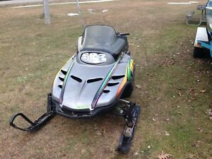 1999 arctic cat 600 zl