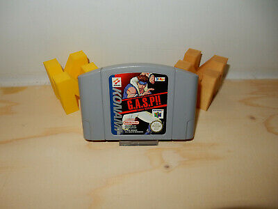 PAL N64: G.A.S.P.!! Fighter's Nextream Loose Game Nintendo 64