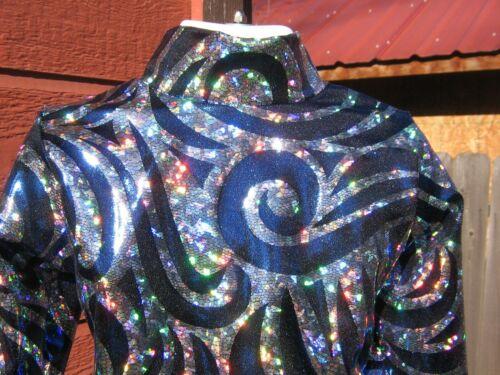 12 colors  western rail horsemanship sshowmanship leadline show shirt GIRLS XS S