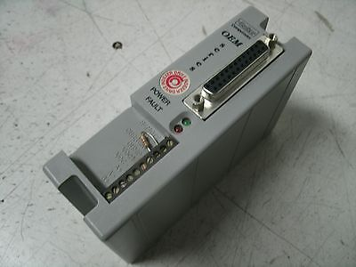 Parker Compumotor Stepper Drive Oem650x-m2 Used