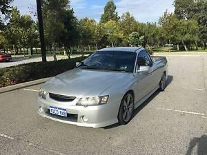 2003 Holden Ute Ute Ridgewood Wanneroo Area Preview