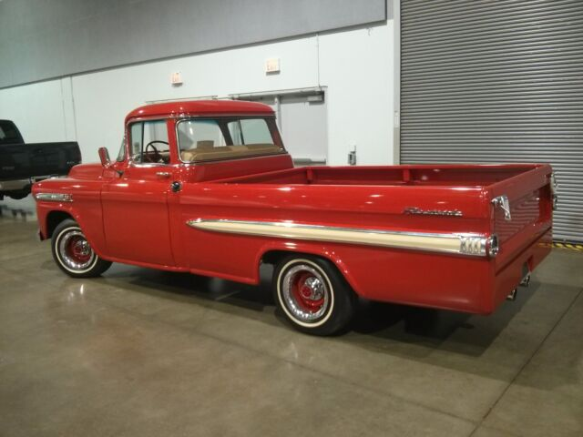 Chevrolet : Other Apache 1959 Apache 32 truck fully restroed