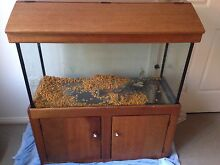 3ft wooden Framed Fish Tank Old Toongabbie Parramatta Area Preview