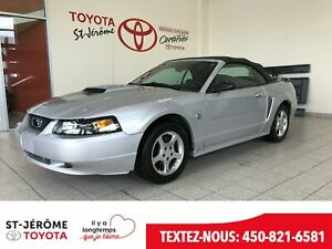 2004 Ford Mustang * CONVERTIBLE * 40 EME ANNIVERSAIRE *