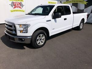 2016 Ford F-150 XLT, Quad Cab, Automatic, Bluetooth