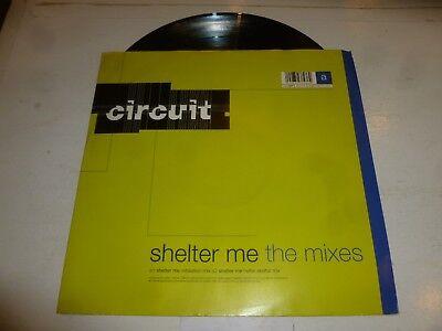 Circuit   Shelter   1990 Uk 3 Track 12  Vinyl Single