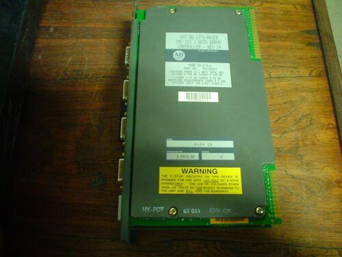 Allen Bradley 1771-HS3CR Rev 14 Ser. A Firmware Rev 3.03/2.20 Controller