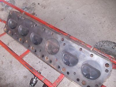 Oliver 77 Gas Tractor Ol Engine Motor 6 Cylinder Head Valves
