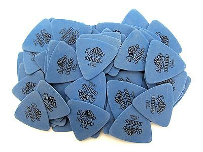 Dunlop Guitar Picks  72 Pack  Tortex Tri  1.0mm  431R1.00  Blue
