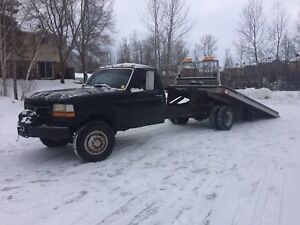 1993 f450 tilt and load ( open to offers)