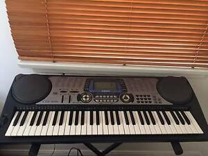 Cassio Keyboard CTK-651 + Stand Moore Park Inner Sydney Preview