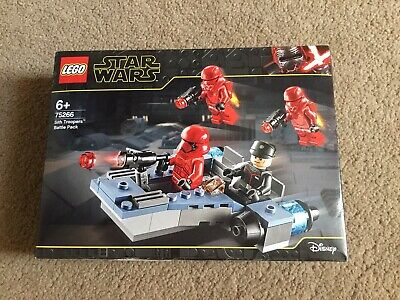 LEGO - STAR WARS - DISNEY ( SET 75266 - SITH TROOPERS BATTLE PACK ) BRAND NEW