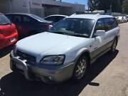 2002 Subaru Outback Limited Edition AWD Auto Wagon $4999 Beckenham Gosnells Area Preview