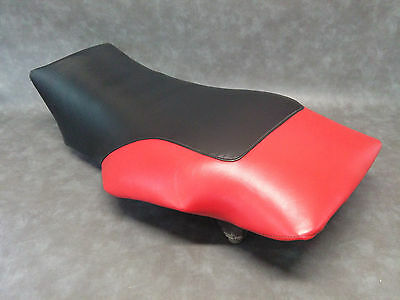 Polaris Trailboss 250 Seat Cover 88-01 in 2-TONE BLACK & RED or 25 Colors