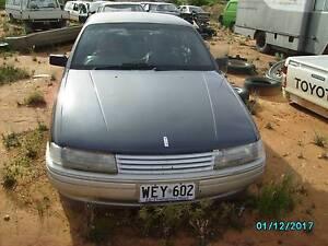 vn calais v8 1990 Holden Calais Sedan Renmark Renmark Paringa Preview